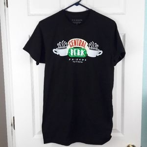 Friends Central Perk Coffee Shop Shirt Size Medium